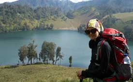 ranu kumbolo lake east java