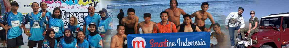 Team Smartine Indonesia Travel