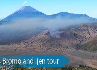 Smoking Bromo - Bromo and Ijen tour, 2 days