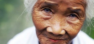 Old woman - Indonesia