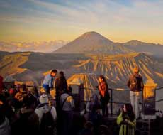 Viewpoint Mt. Bromo