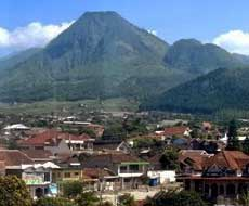 Mt. Panderman in Batu