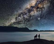 Milkyway photography at Mt. Bromo - East Java