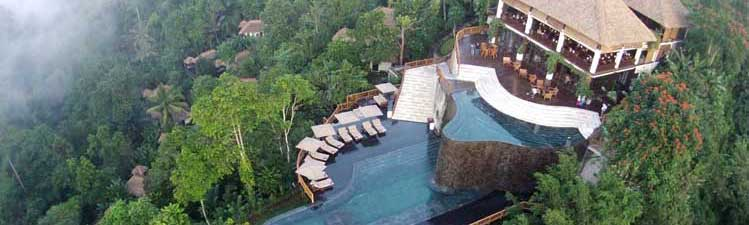 Hotel Hanging Gardens Of Bali in Ubud